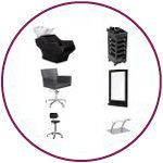 Hairdressing sets