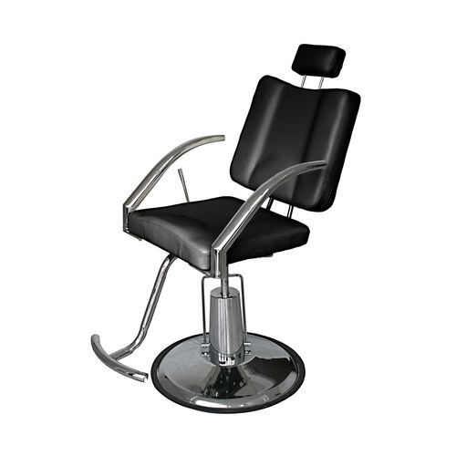 Silverfox Make-Up Stuhl 12007 SF schwarz