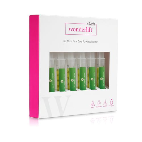 Wonderlift Young Basic Bio-Molekül-Fluid Aloe 6 x 4 ml