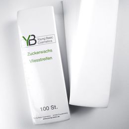 Young Basic Sugaring Vlies 100 Stück