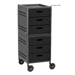 Working trolley 19011 AY black (1 2 3)