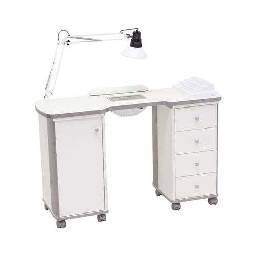 Manicure table with suction 021 GV